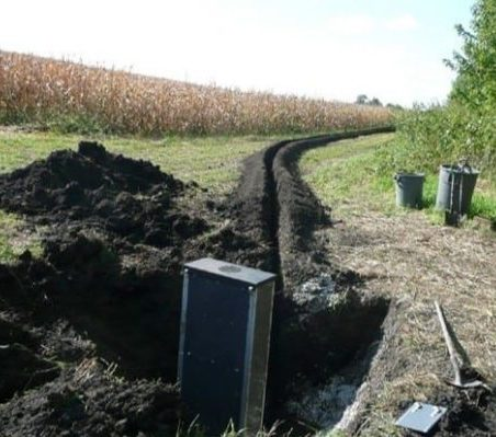 Caption: Saturated Buffer, Source: Dan Jaynes, USDA-ARS